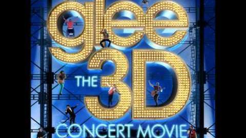 Sing-Glee 3D Concert Movie