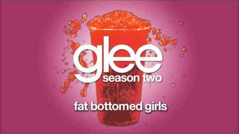 Fat Bottomed Girls Glee HD FULL STUDIO