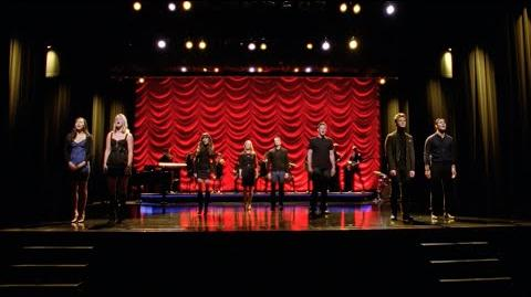 GLEE - The Scientist (Full Performance) HD