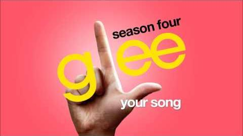 Your Song - Glee Cast HD FULL STUDIO