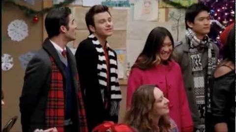 """GLEE Sneak Peek """"Do They Know It's Christmas"""" - (Dec"""