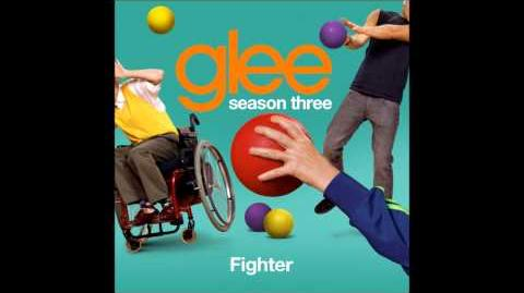 Glee - Fighter (DOWNLOAD MP3 LYRICS)