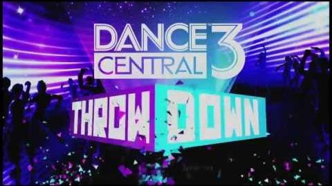 Glee Dance Battle with Dance Central 3
