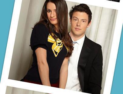 Glee Cast Fox Photo Booth Shoot 11379664 405 310 Jpg