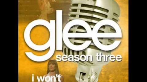 Glee - I Won't Give Up (Acapella)