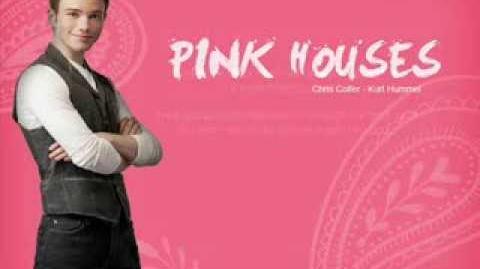 Glee - Pink Houses Lyrics