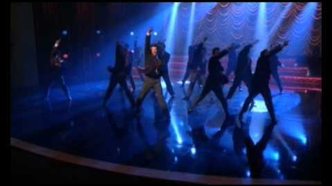 Glee Seizoen 3 Glad You Came - The Wanted (Full Performance)