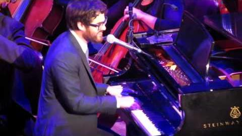 """""""Not Alone"""" - Darren Criss @ The Kennedy Center for After the Storm"""