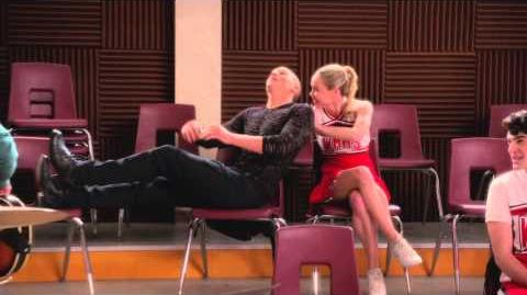 "Full Performance of ""Friday I'm In Love"" from ""Child Star"" GLEE"