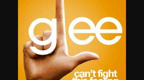 Glee - Can't Fight This Feeling HQ