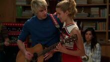 Glee lucky