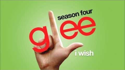 I Wish Glee HD FULL STUDIO