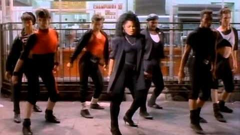 Janet Jackson - Nasty (Official Music Video)