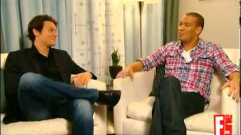 Jonathan Groff Interview