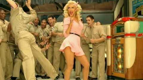 Christina Aguilera - Candyman (Edit)