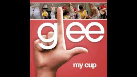 Glee (Artie Abrams and Brittany Pierce) - My Cup