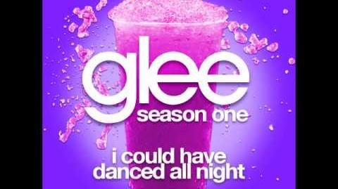 Glee - I Could Have Danced All Night (DOWNLOAD MP3 LYRICS)