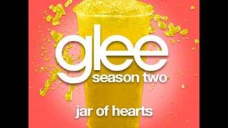Glee - Jar Of Hearts (DOWNLOAD MP3 + LYRICS)