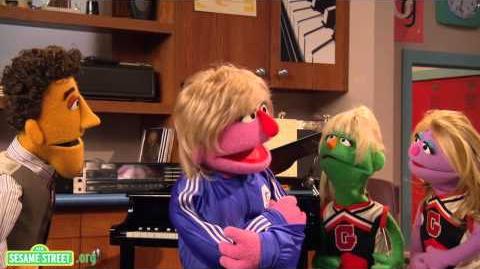 Sesame Street G