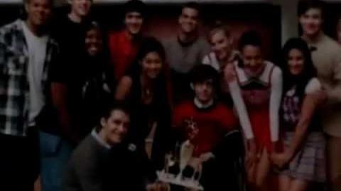 Glee - My Love Is Your Love