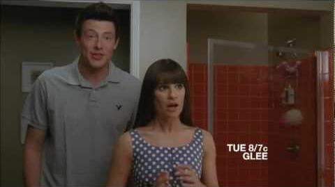 Glee Extended Promo 318 Surprised!