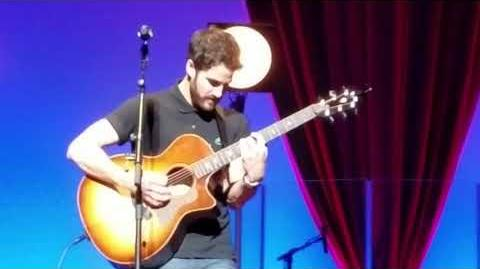 Darren Criss is a Genie in a Bottle at LMDC TOUR PITTSBURGH
