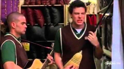 "GLEE ""Loser"" (Full Performance) From ""Funk"""