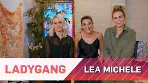 Lea Michele Is Having a Baby Soon?! LadyGang E!