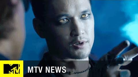 'Shadowhunters' Meet Magnus Bane MTV News-0