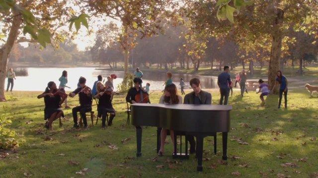A Thousand Miles - Glee