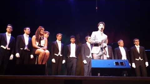 """""""The Rainbow Connection"""" - Darren Criss & The Yale Whiffenpoofs"""
