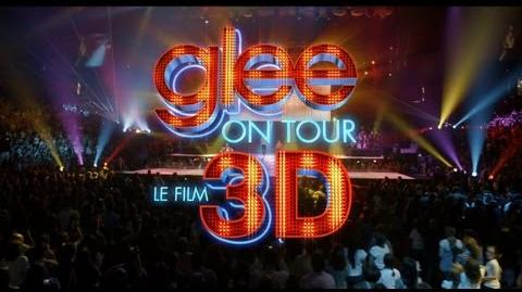 GLEE! ON TOUR LE FILM 3D - Bande annonce