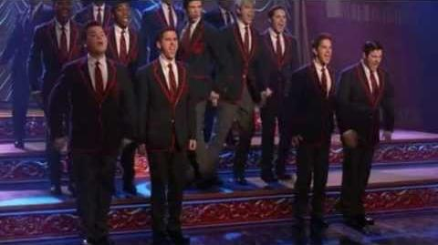 GLEE - Stand (Full Performance) (Official Music Video) HD