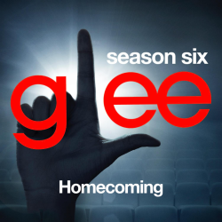 Glee- The Music, Homecoming artwork