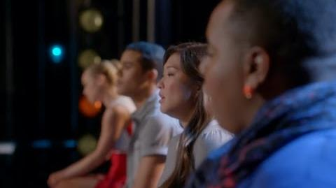Glee - Wide Awake Full Performance (Lyrics)