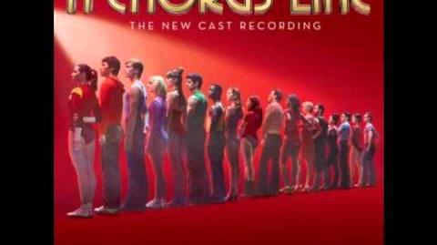 What I Did For Love - A Chorus Line
