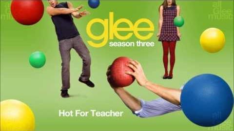 Hot For Teacher Glee HD FULL STUDIO