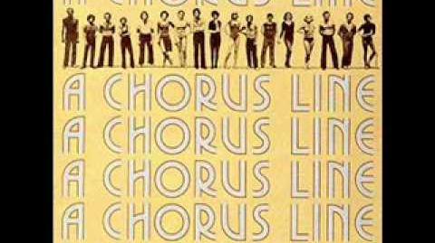 A Chorus Line 2006 Revival - At The Ballet