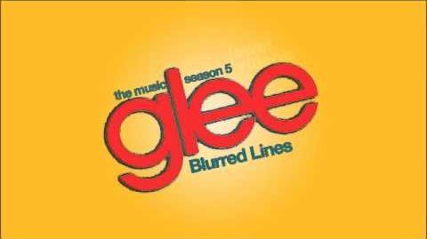 Blurred Lines (Glee Cast Version) HQ FULL STUDIO