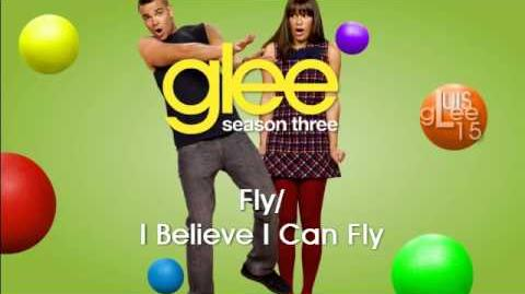Fly I Believe I Can Fly - Glee HD Full Studio (MP3 DOWNLOAD)
