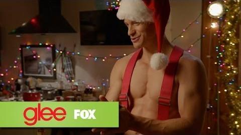 "Full Performance of ""Christmas Don't Be Late"" from ""Previously Unaired Christmas"" GLEE"