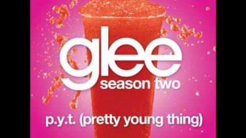 Glee - Pretty Young Thing