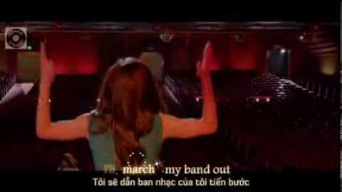 Lyrics Vietsub GLEE - Don't Rain On My Parade - Santana Lopez (HD)