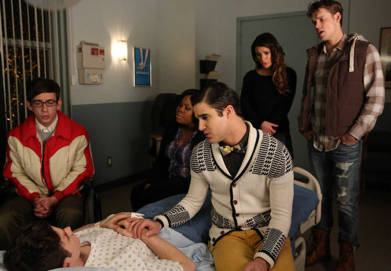 Do kurt and blaine dating in real life