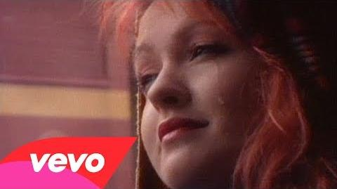 Cyndi Lauper - Time After Time