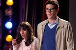 14 Rachel und Finn in The Rocky Horror Glee Show