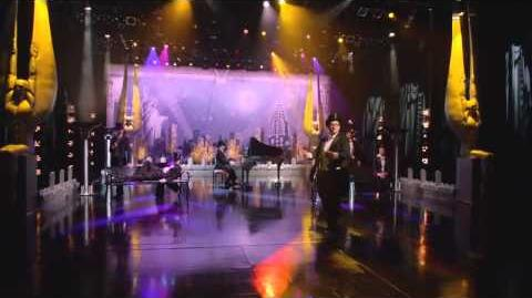GLEE Full Performance of Arthur's Theme from What the World Needs Now