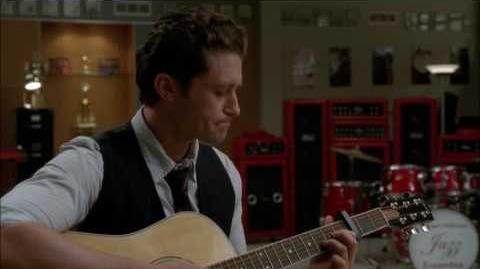 GLEE Full Performance of Forever Young