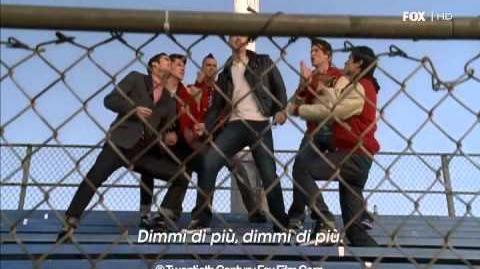 Glee 3x10 - Summer Nights (Grease)-0