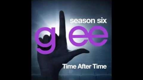 Glee - Time After Time (DOWNLOAD MP3 LYRICS)-0
